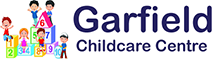 Garfield Childcare Logo